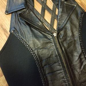 Vance Leathers Vest
